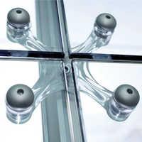 Frameless Spider Glazing