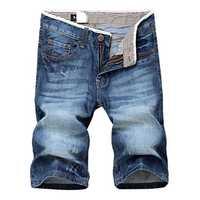 Jeans Half Pant