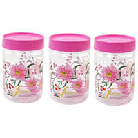 Printed pet jars