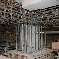 Structural strengthening work
