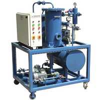 Centrifugal Oil Cleaning System
