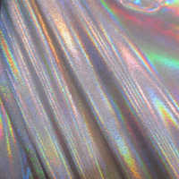 Reflective lycra fabric