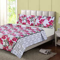 Contemporary bedding set