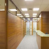 Office partition services