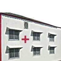 Prefabricated hospitals