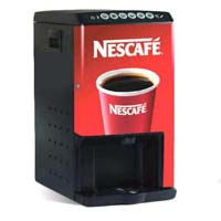 Nestle Coffee Vending Machine
