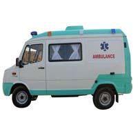 Ambulance fabrication services