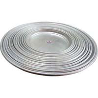 Aluminium thali