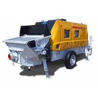Pump rental services