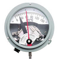 Winding temperature indicator