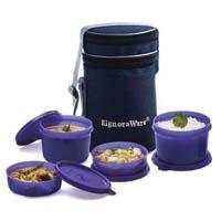 Signoraware lunch box