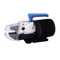 Pneumatic crimping tool