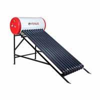 Venus solar water heater