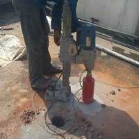 Core cutting services