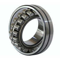Spherical bearing cage