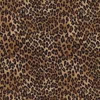 Animal print fabric
