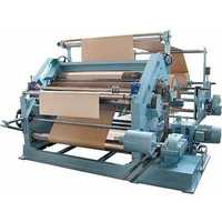 Paper box machine