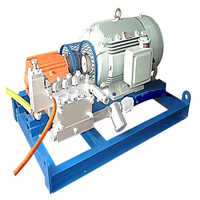 Water Blasting Machines