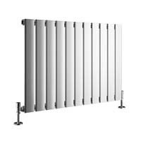 Off Set Radiator