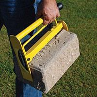 Brick holder