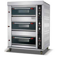Electric Bakery Oven