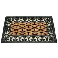 Rubber door mats