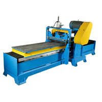 Line polishing machine