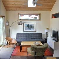 Guest house interior designing