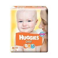 Huggies Dry Diapers