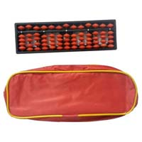 Abacus pouch