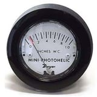 Sensocon differential pressure gauge