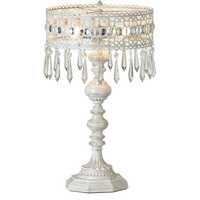 Beaded Table Lamp