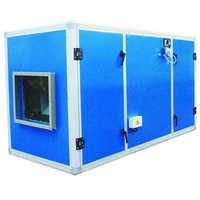 Treated fresh air units