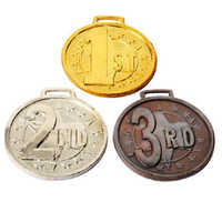 Coin medal
