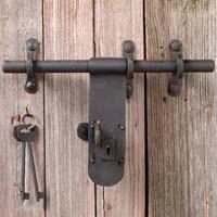 Iron Door Fittings