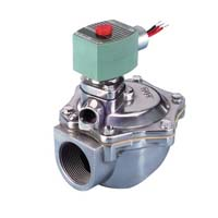 Pulse solenoid valve