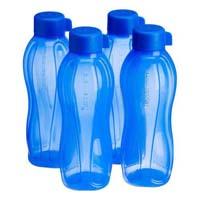 Tupperware plastic bottles