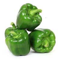 Organic capsicum
