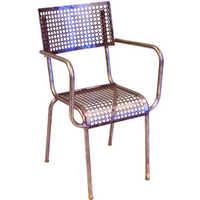 Iron Arm Chair