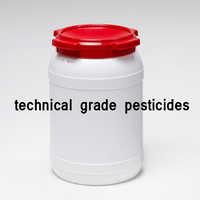 Technical grade pesticides