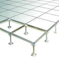 False flooring system installation