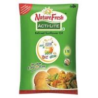 Nature fresh refined oil