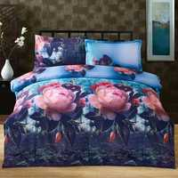 Printed home textile