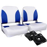 Folding seats