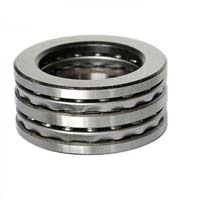 Double direction thrust ball bearing
