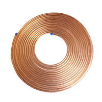 Refrigeration copper tubes