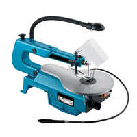 Scroll saw machine