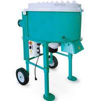 Cement mortar mixer