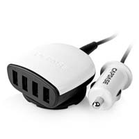 Capdase car charger