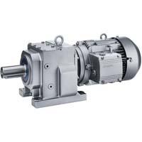 Siemens geared motor